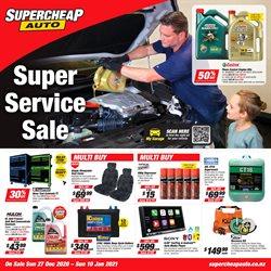 SuperCheap Auto catalogue ( Expired )