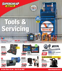 Cars, Motorcycles & Spares offers in the SuperCheap Auto catalogue ( 3 days left)
