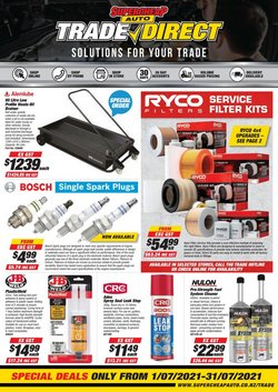 Cars, Motorcycles & Spares offers in the SuperCheap Auto catalogue ( 4 days left)