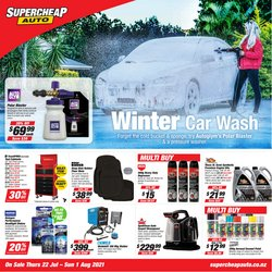 Cars, Motorcycles & Spares offers in the SuperCheap Auto catalogue ( 5 days left)
