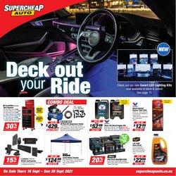 SuperCheap Auto catalogue ( 5 days left)