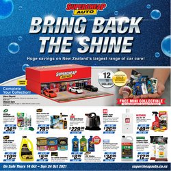 Cars, Motorcycles & Spares offers in the SuperCheap Auto catalogue ( 2 days left)