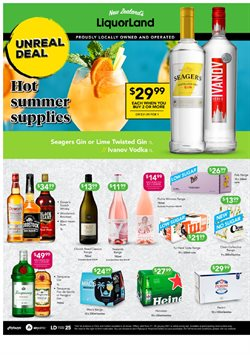 Liquorland catalogue ( 5 days left )