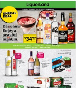 Liquorland catalogue ( 10 days left )