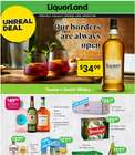 Supermarkets offers in the Liquorland catalogue ( 6 days left )