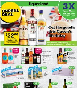 Liquorland offers in the Liquorland catalogue ( Expired)