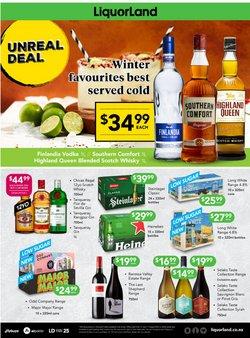 Liquorland catalogue ( 7 days left)