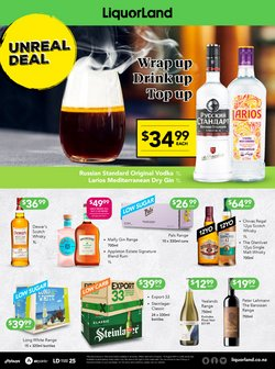 Liquorland catalogue ( 10 days left)
