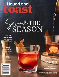 Liquorland catalogue ( More than a month)