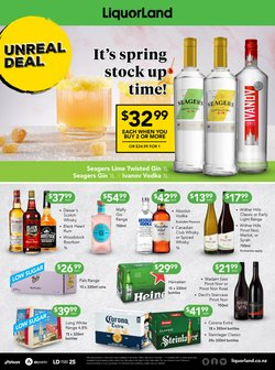 Liquorland catalogue ( Expires tomorrow)