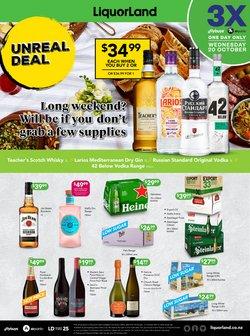 Liquorland catalogue ( 1 day ago)
