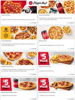 Pizza Hut catalogue ( Expires tomorrow )