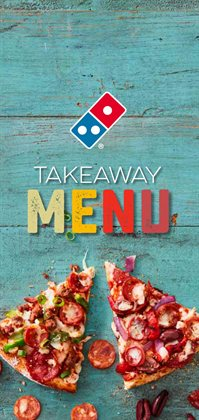 Restaurants offers in the Domino's Pizza catalogue in Auckland