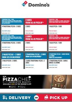 Domino's Pizza catalogue ( Expired )