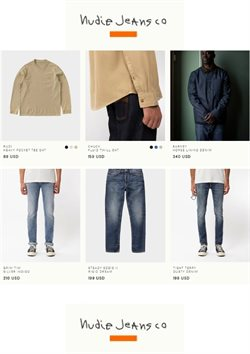 Nudie Jeans catalogue ( More than a month )