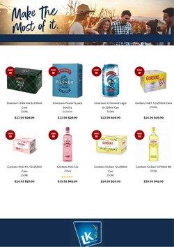 Liquor King catalogue ( Expired )