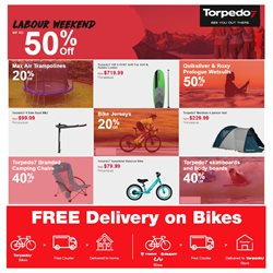 Sport offers in the Torpedo7 catalogue in Lincoln