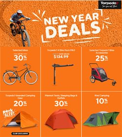 Sport offers in the Torpedo7 catalogue in Nelson ( 17 days left )