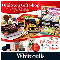 Department Stores offers in the Whitcoulls catalogue in Rolleston