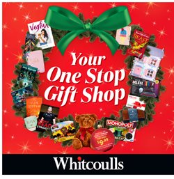 Department Stores offers in the Whitcoulls catalogue in Wellington