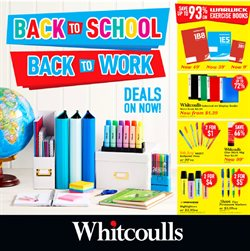Whitcoulls catalogue ( Expired )