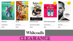 Christmas offers in the Whitcoulls catalogue ( 6 days left)