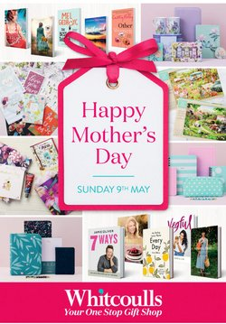Mother's Day offers in the Whitcoulls catalogue ( Expires tomorrow)