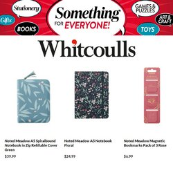 Department Stores offers in the Whitcoulls catalogue ( 5 days left)