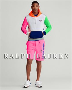 Ralph Lauren catalogue ( More than a month )