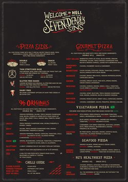 Offers from Hell Pizza in the Tauranga special