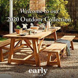Homeware & Furniture offers in the Early Settler catalogue in Tauranga ( More than a month )