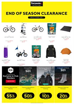 Sport offers in the Number One Fitness catalogue in Palmerston North
