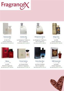 FragranceX catalogue ( 6 days left )