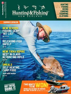 Sport offers in the Hunting & Fishing catalogue ( 16 days left )