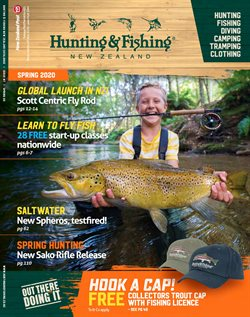 Hunting & Fishing catalogue ( More than a month )