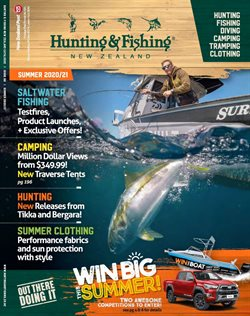 Hunting & Fishing catalogue in Auckland ( More than a month )