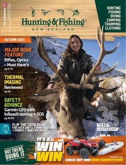 Hunting & Fishing catalogue ( Expired )