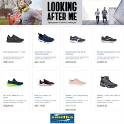 Smith's Sport Shoes catalogue ( 1 day ago )