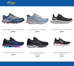 Sport offers in the Smith's Sport Shoes catalogue ( 3 days left)