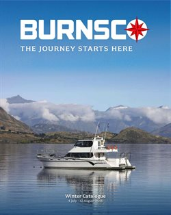Offers from Burnsco in the Auckland special