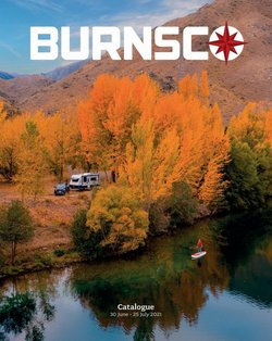 Burnsco offers in the Burnsco catalogue ( Expired)