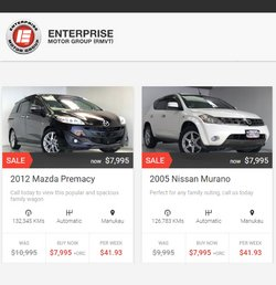 Enterprise Motor Group catalogue ( 3 days left )