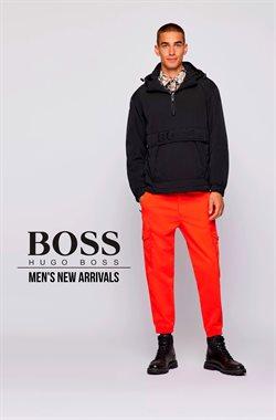 Hugo Boss offers in the Hugo Boss catalogue ( 5 days left)