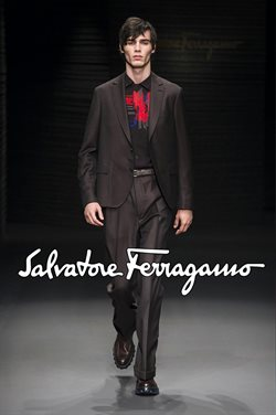 Clothing, shoes & accessories offers in the Salvatore Ferragamo catalogue in Auckland