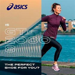 ASICS catalogue ( Expired )