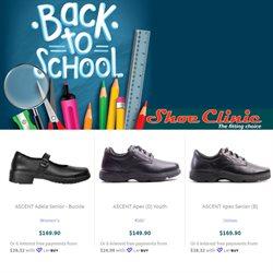 Shoe Clinic catalogue ( 1 day ago )