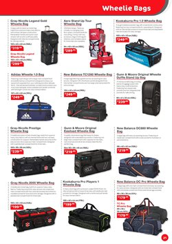 Adidas offers in the Cricket Express catalogue ( More than a month)