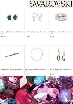 flower offers in the Swarovski catalogue ( Expires tomorrow)