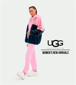 Clothes, Shoes & Accessories offers in the UGG catalogue ( Expires today)