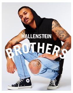 Offers from Hallensteins in the Auckland special